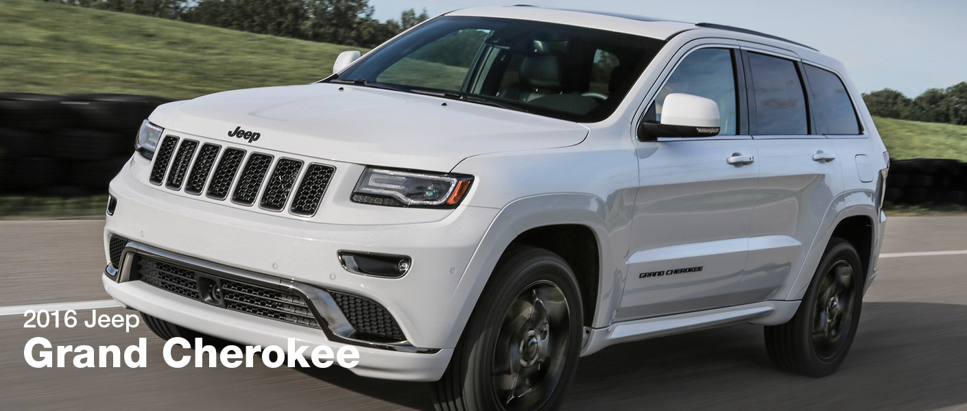 Parks Motors Wichita Ks >> 2016 Jeep Grand Cherokee Wichita, KS
