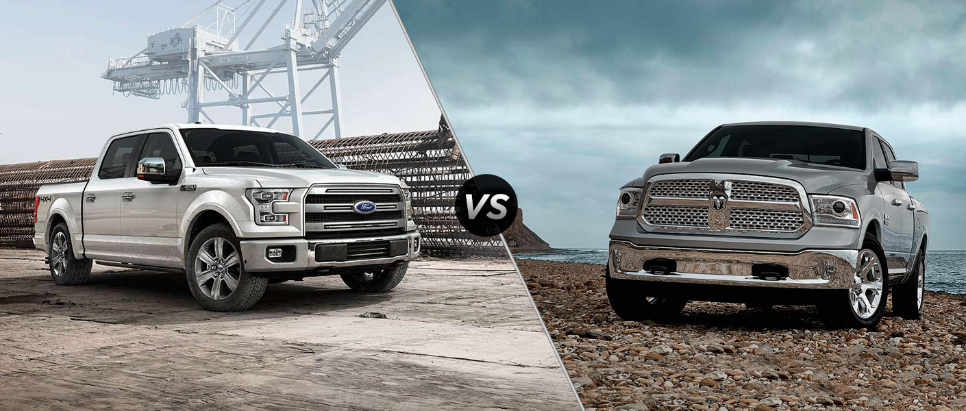 the 2015 ford f150 vs 2015 ram 1500 comparison is a close one but is. Black Bedroom Furniture Sets. Home Design Ideas