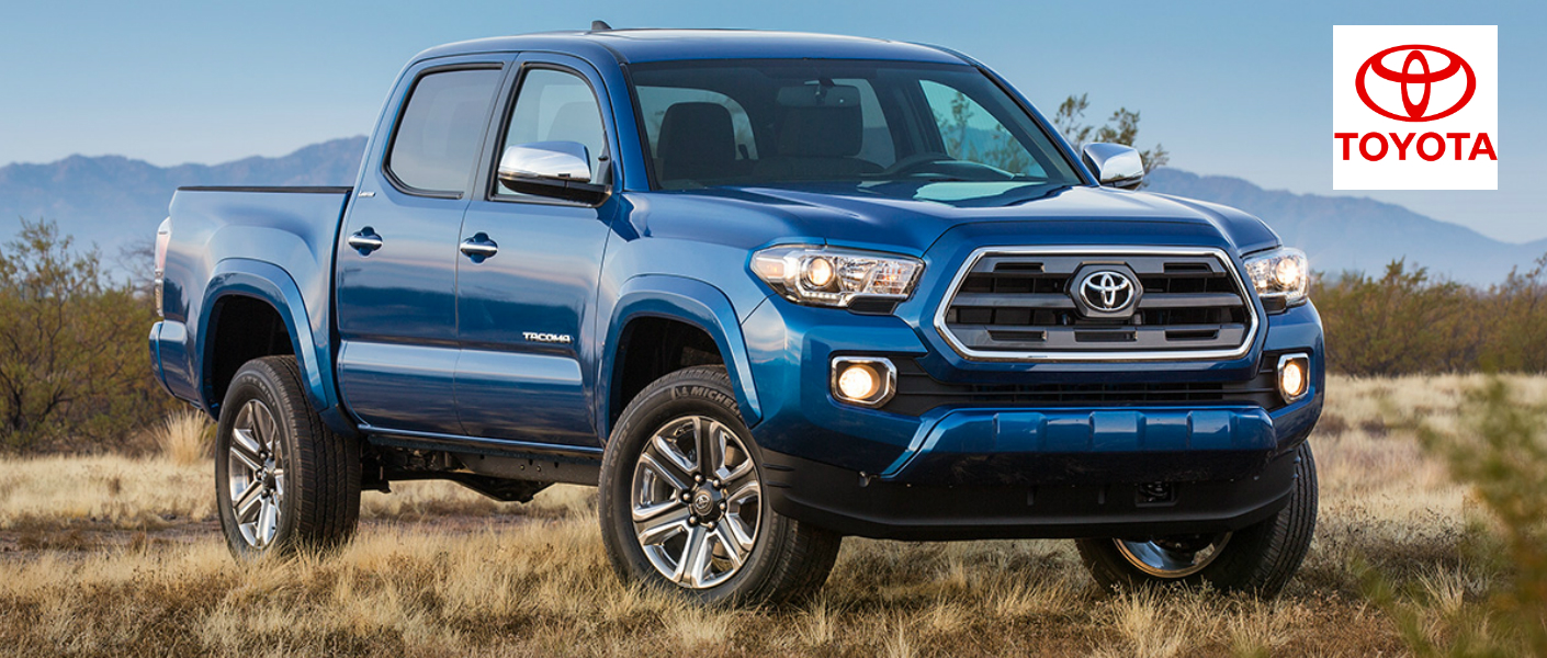 Home Research Toyota Model Research 2016 Toyota Tacoma Jackson TN
