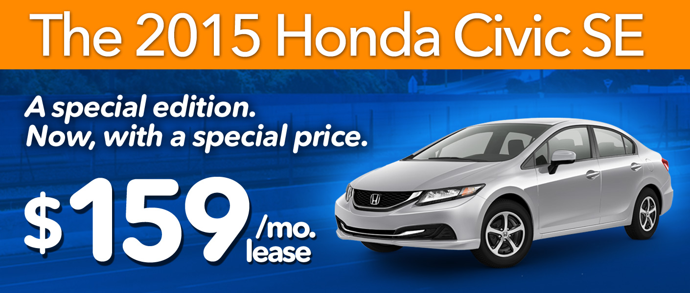New honda specials in temecula honda lease offers civic for Honda civic specials