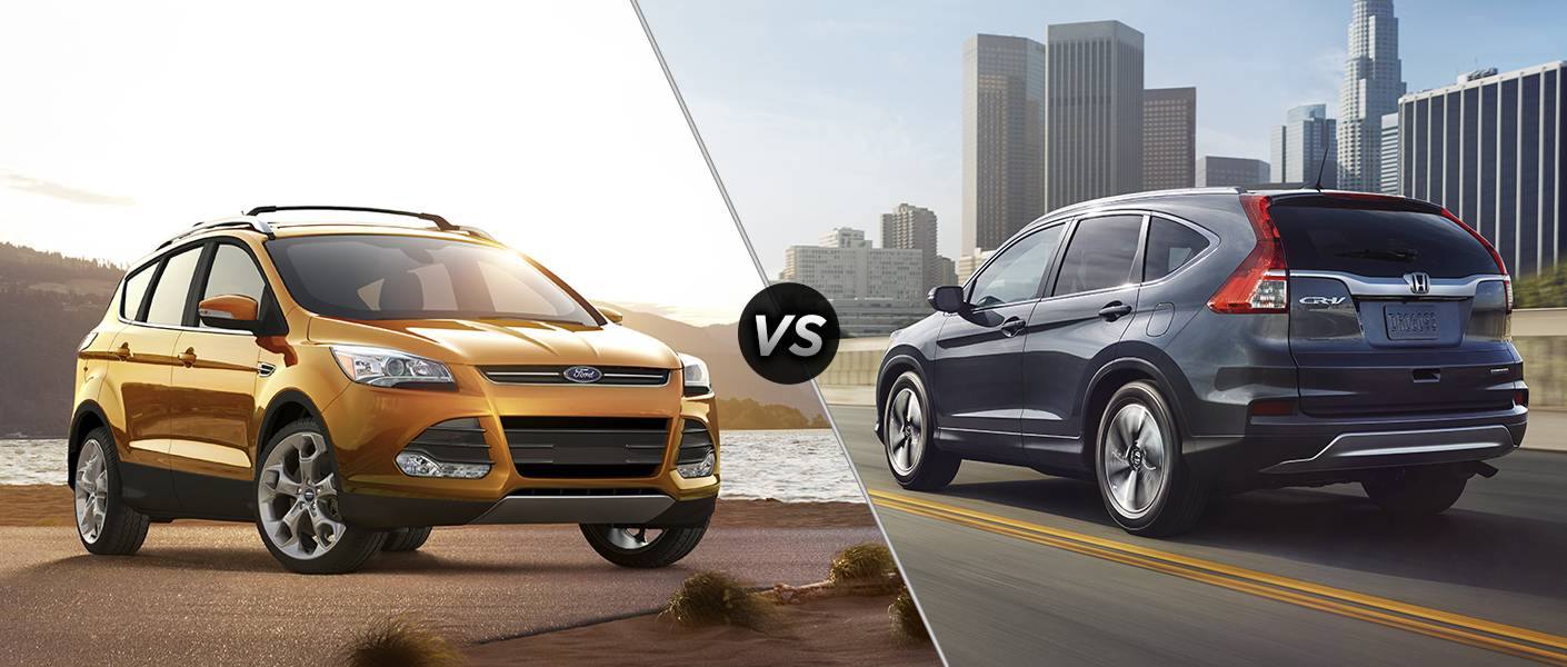 home 2016 ford escape vs 2016 honda cr v. Cars Review. Best American Auto & Cars Review