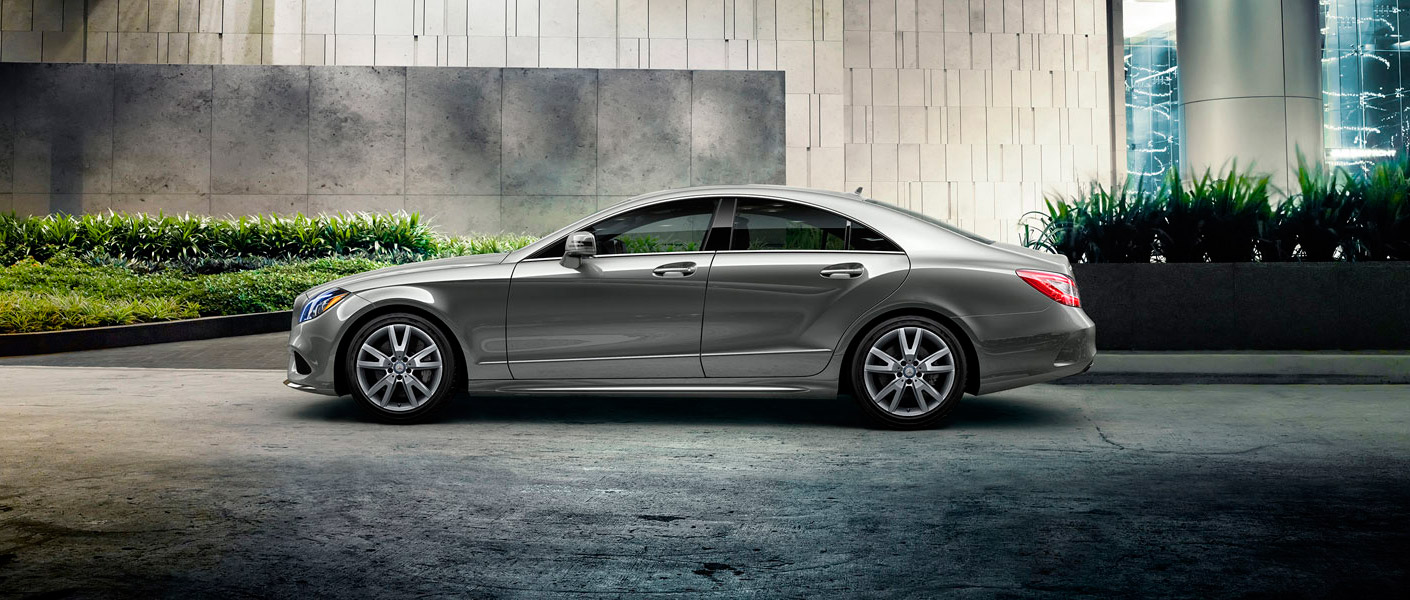 2015 mercedes benz cls class chicago il for Mercedes benz chicago il