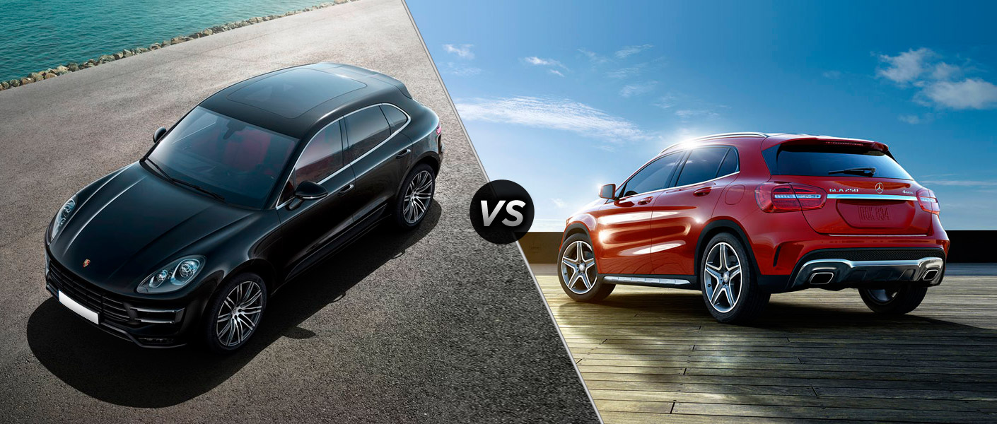 Macan S Vs Mercedez Ml350 Autos Post