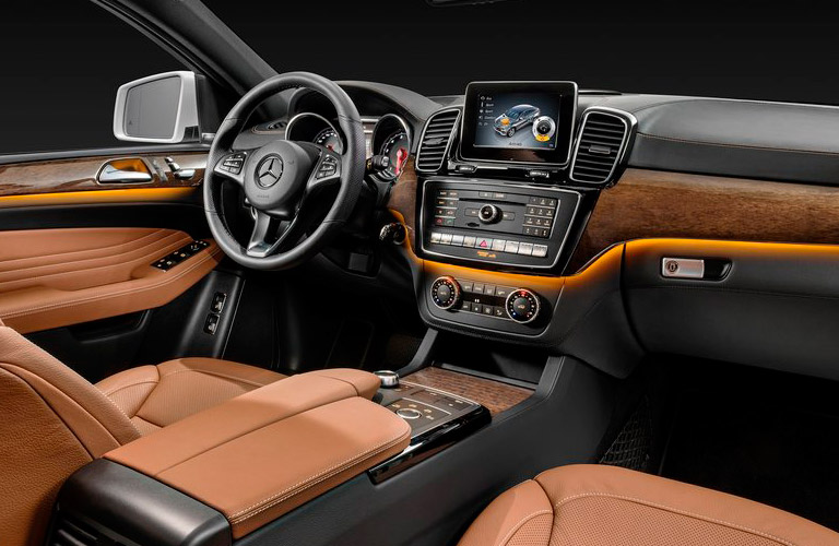 2016 Mercedes-Benz GLE vs. BMW X6