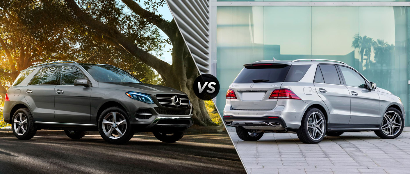 2016 mercedes benz gle350 vs gle400 for 2016 mercedes benz gle350 4matic