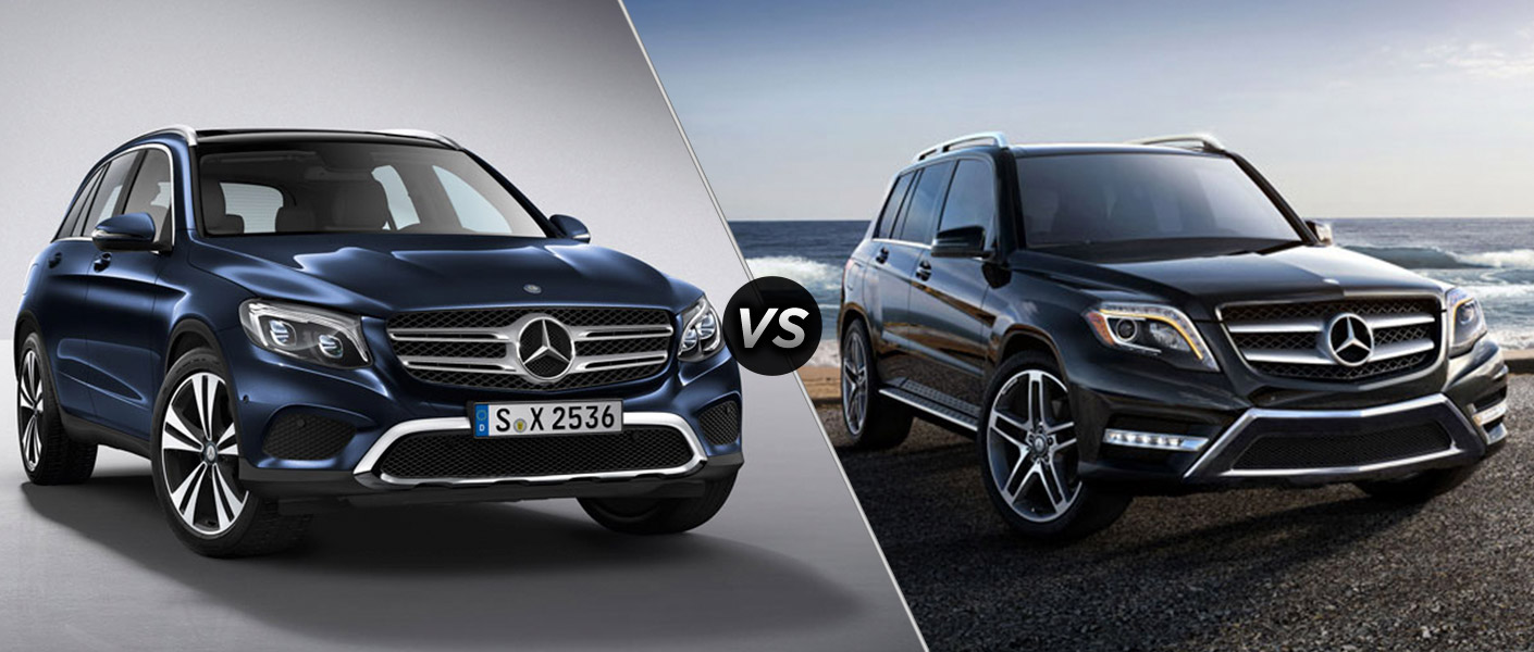 2016 mercedes benz glc vs mercedes benz glk. Black Bedroom Furniture Sets. Home Design Ideas