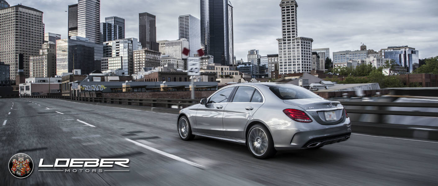 2016 mercedes benz c class chicago il for Mercedes benz chicago dealers