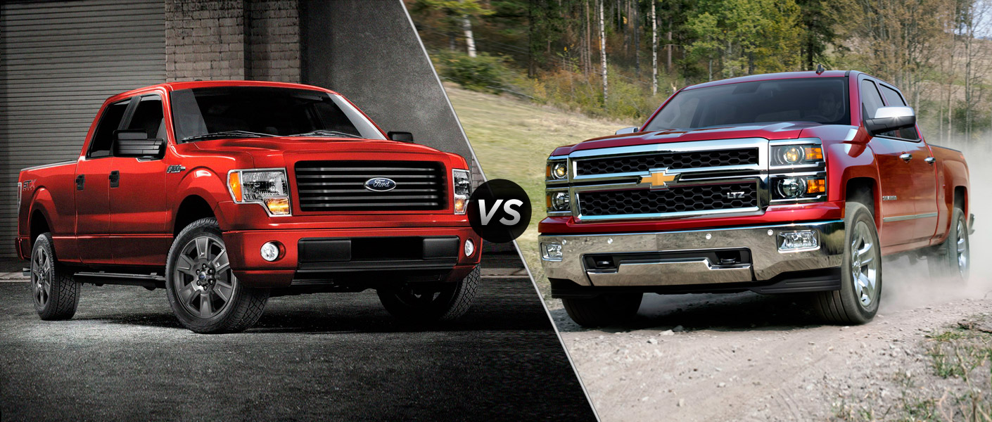 2014 ford f 150 vs 2014 chevy silverado. Black Bedroom Furniture Sets. Home Design Ideas