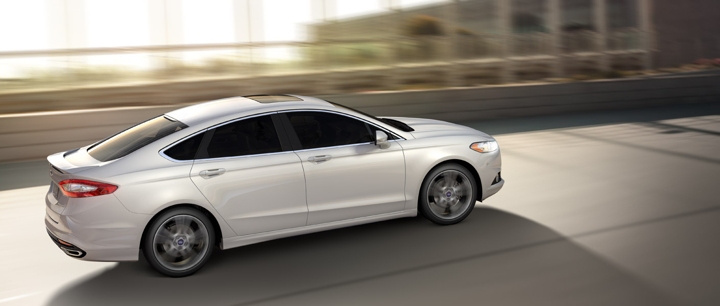 2013 Ford Fusion Myrtle Beach SC