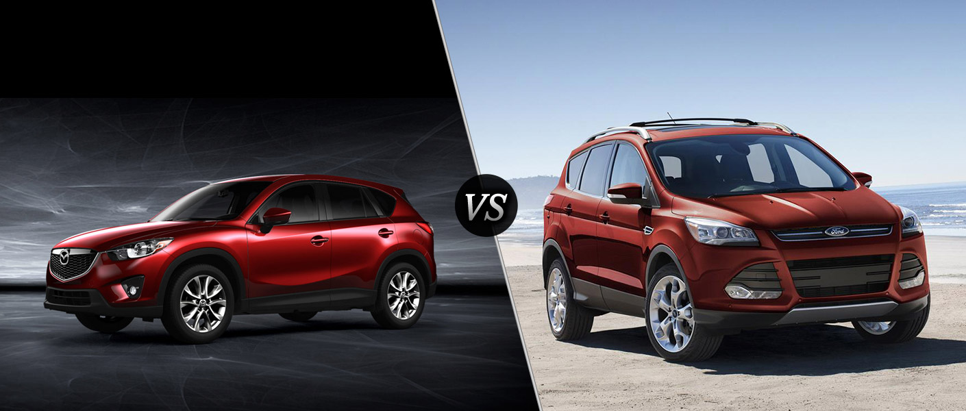 2015 mazda cx 5 vs 2015 ford escape. Black Bedroom Furniture Sets. Home Design Ideas