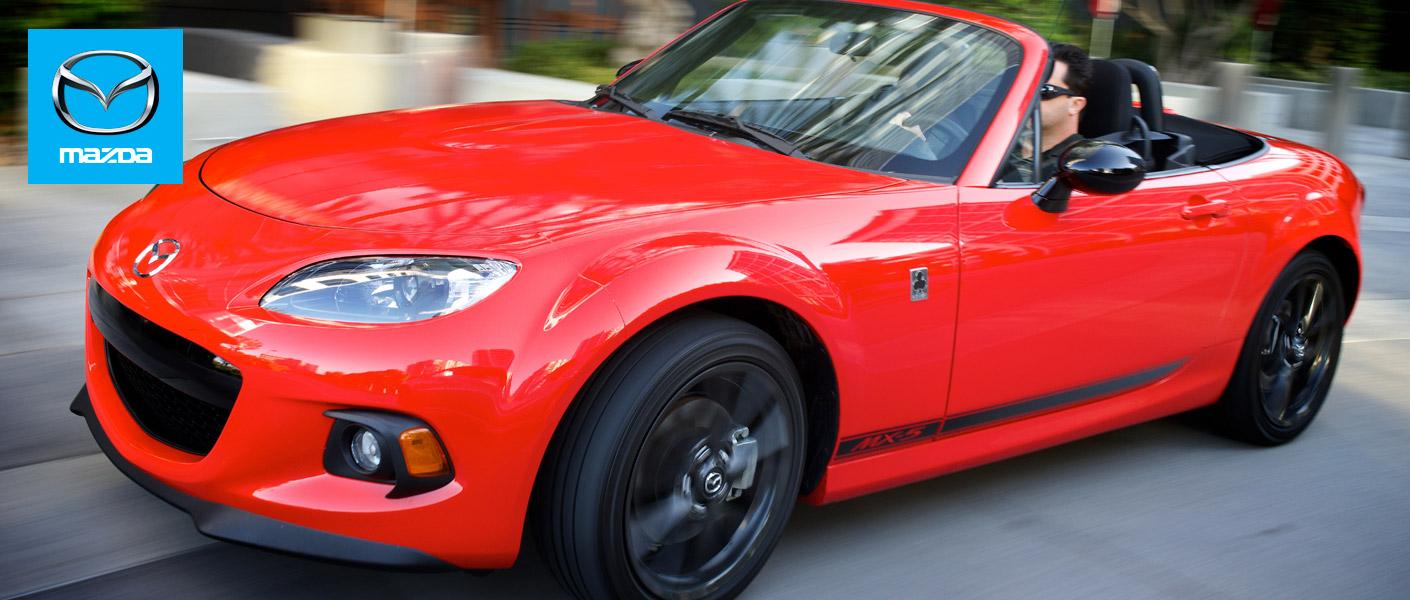 2013 Mazda Miata Myrtle Beach Sc