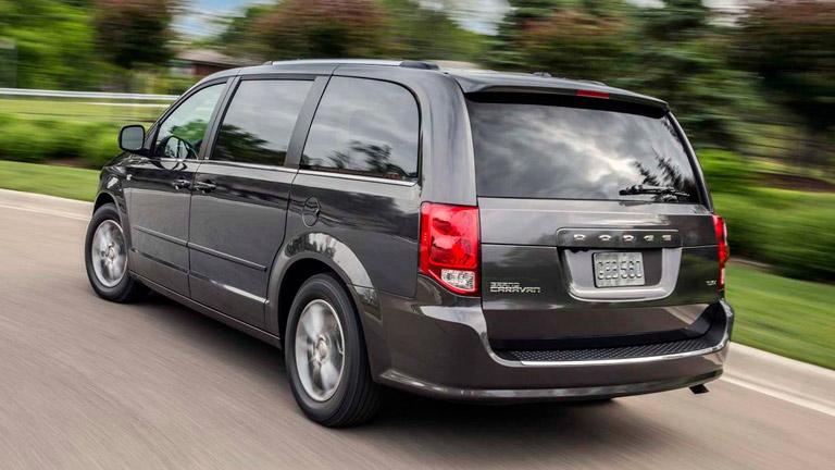 2015 Mazda 5 Vs 2015 Dodge Grand Caravan
