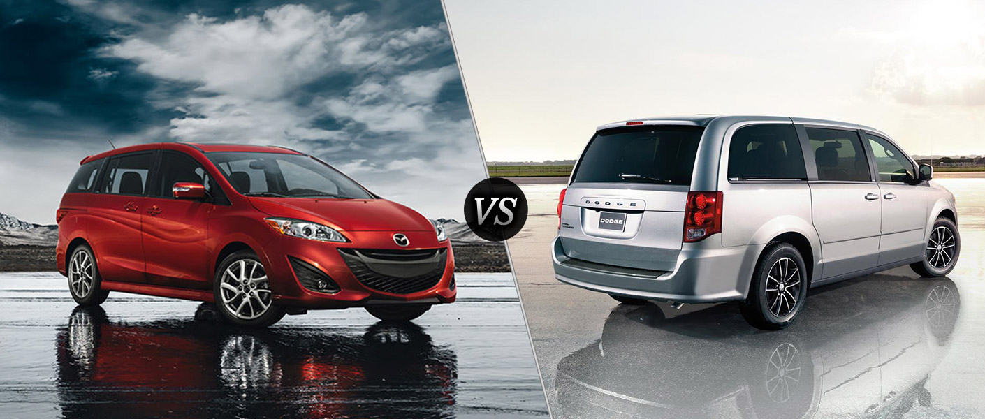2015 mazda 5 vs 2015 dodge grand caravan. Black Bedroom Furniture Sets. Home Design Ideas