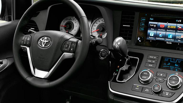 2015 Toyota Sienna In Fort Smith Ar