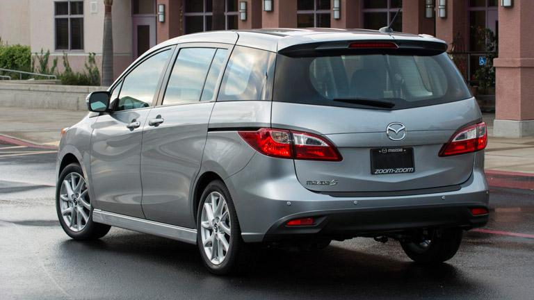 2014 Mazda5 vs. 2014 Honda Odyssey