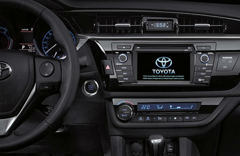 2016 Toyota Corolla S Interior Pictures To Pin On Pinterest 2017 2018 Best Cars Reviews