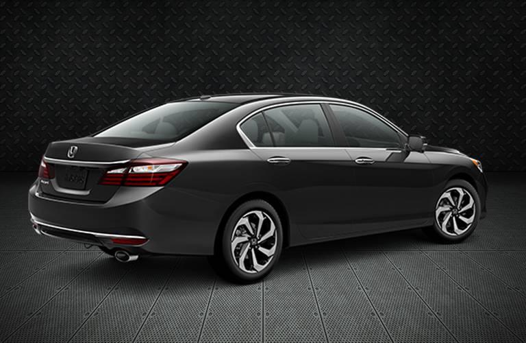 2016 Honda Accord EX vs. EX-L
