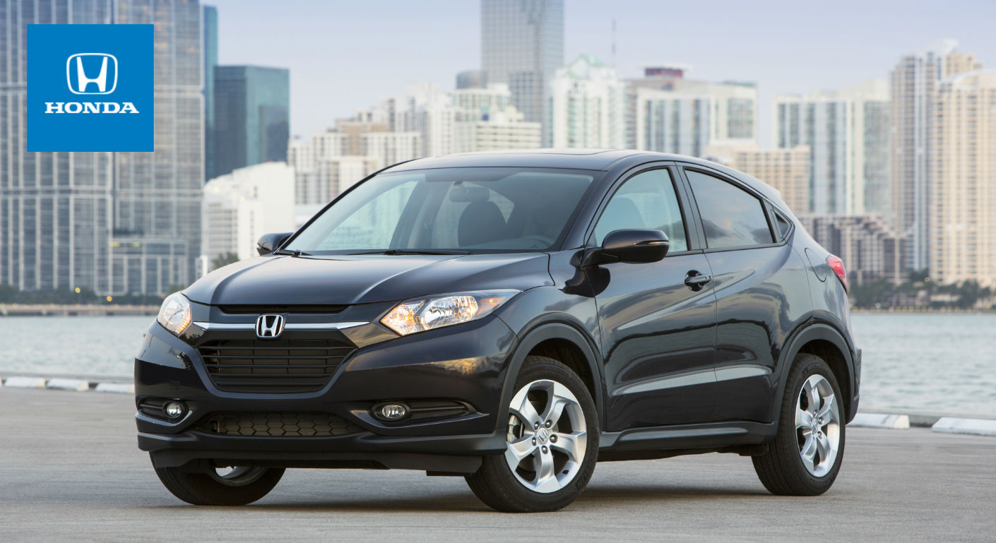 2016 honda hr v lx vs 2016 honda hr v ex