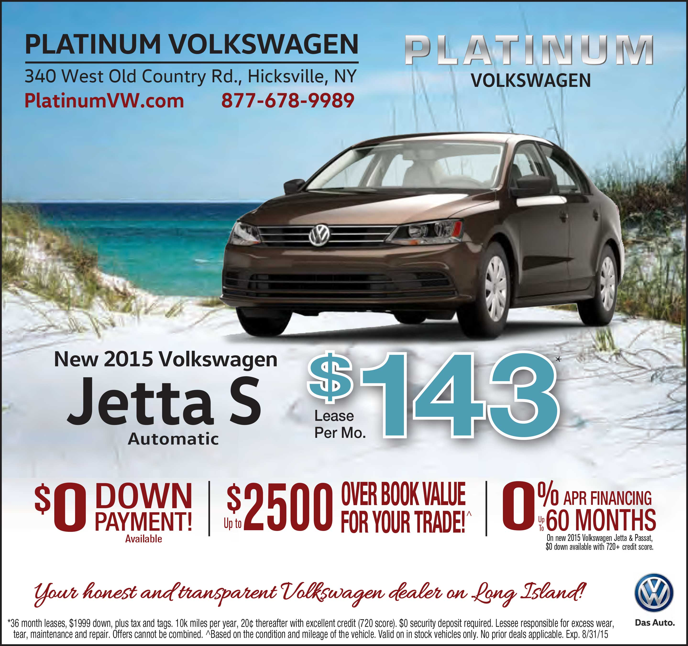 Volkswagen lease deals utah