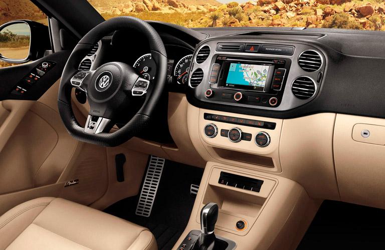 2015 volkswagen tiguan florence sc - Volkswagen tiguan interior ...