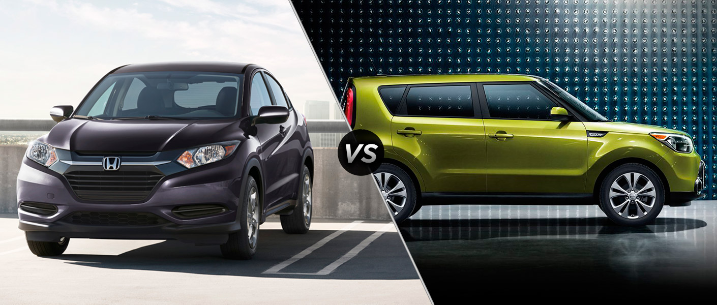 Honda hrv crossover vs autos post for Honda hrv vs honda crv