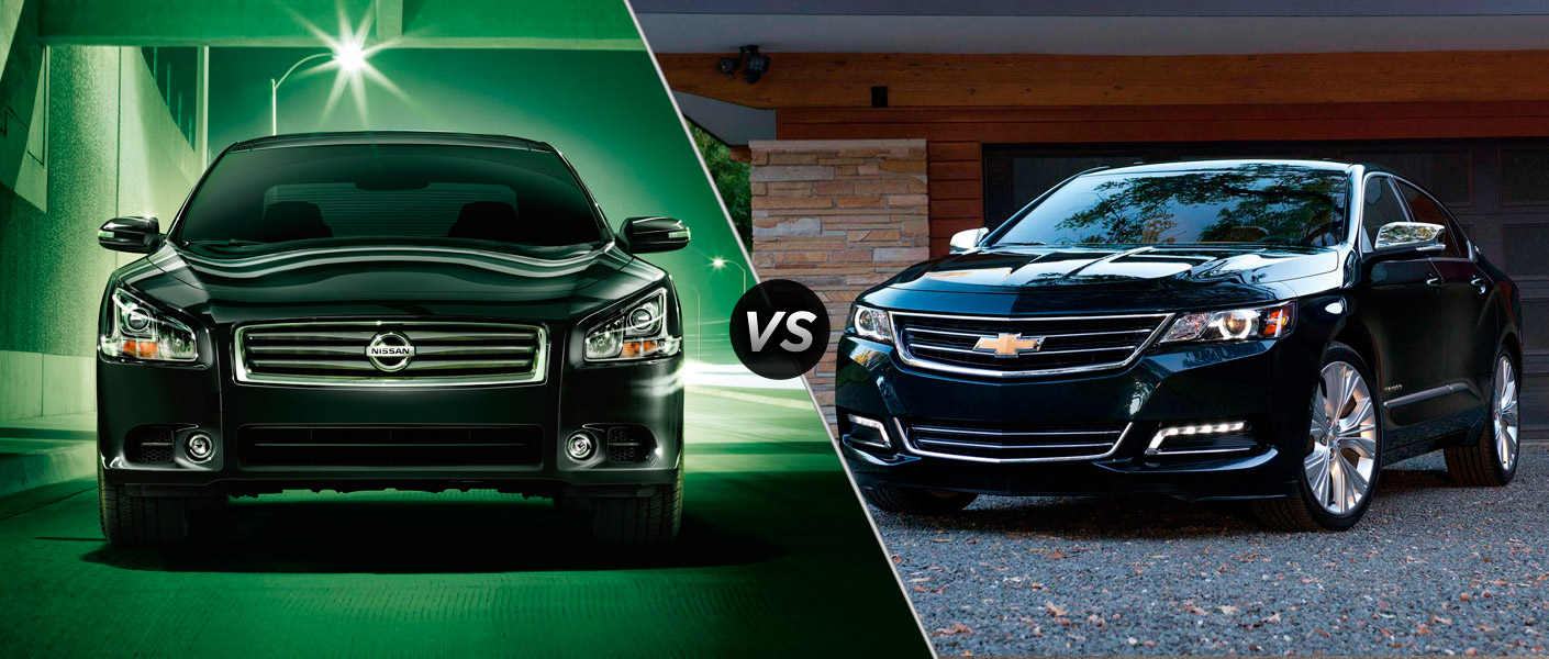 2014 Chevy Impala Versus 2015 | Autos Post