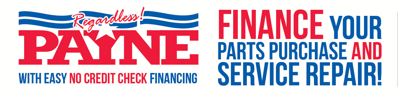 Finance Plans For Service Repair Parts And Aftermarket