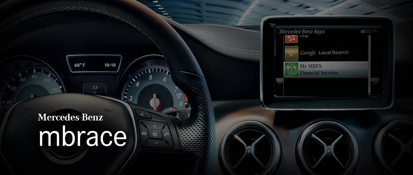 Mercedes benz mbrace packages in north haven ct for Mbrace mercedes benz