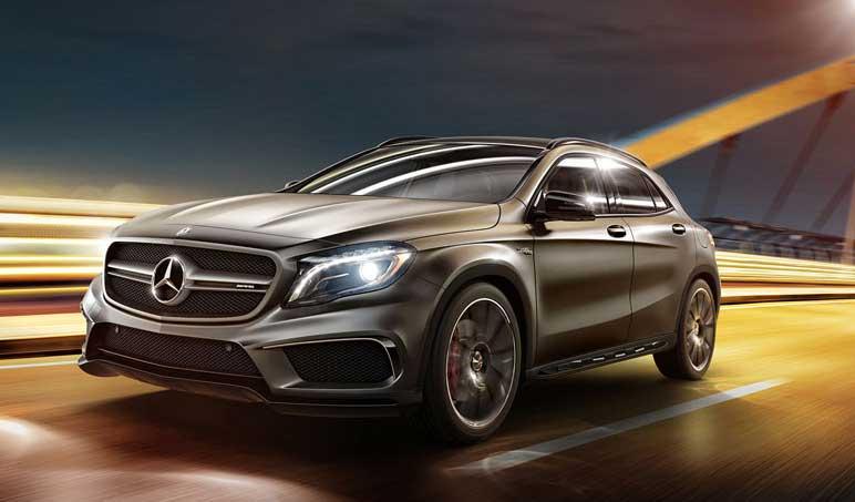 Mercedes benz brochures for Mercedes benz of north haven