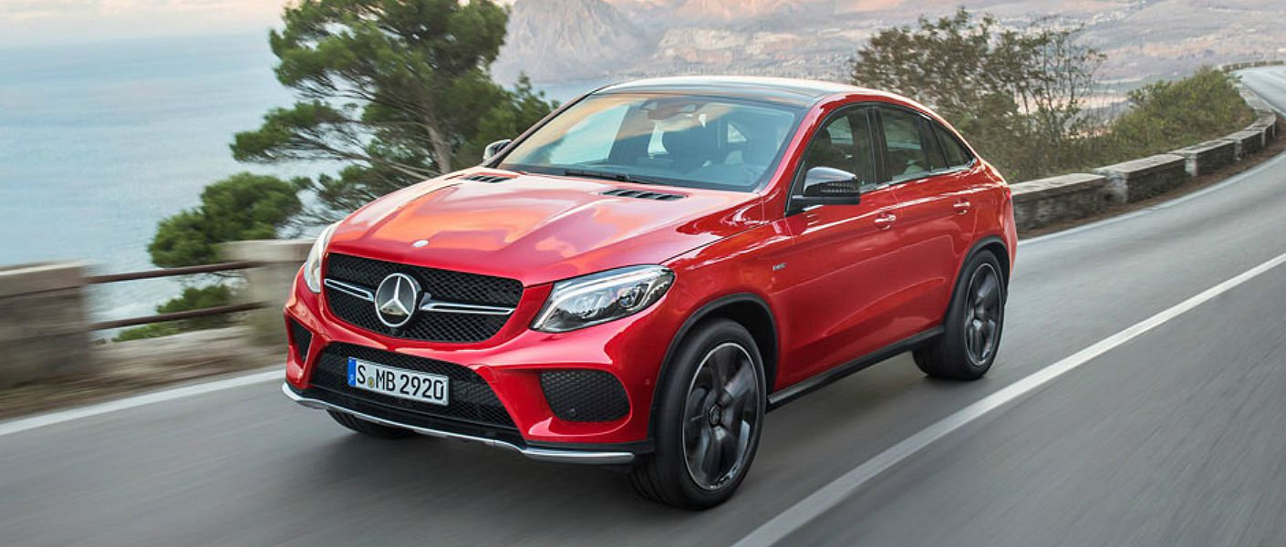 For a new style check out the 2016 mercedes benz gle for Mercedes benz new haven