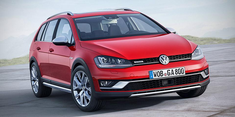 2016 Volkswagen Golf Sportswagen Alltrack Review Toms