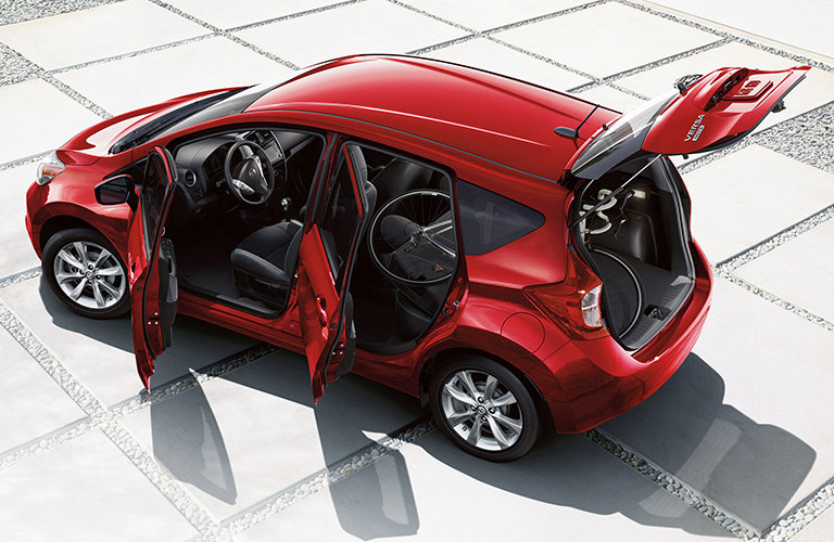 2016 nissan versa note arlington heights il. Black Bedroom Furniture Sets. Home Design Ideas