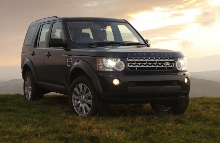 Used Land Rover Dallas Tx