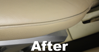 Leather and Vinyl Repair After