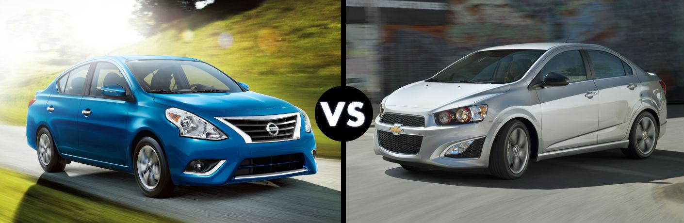 Chevy sonic vs nissan versa note autos post for Chevy sonic vs honda fit