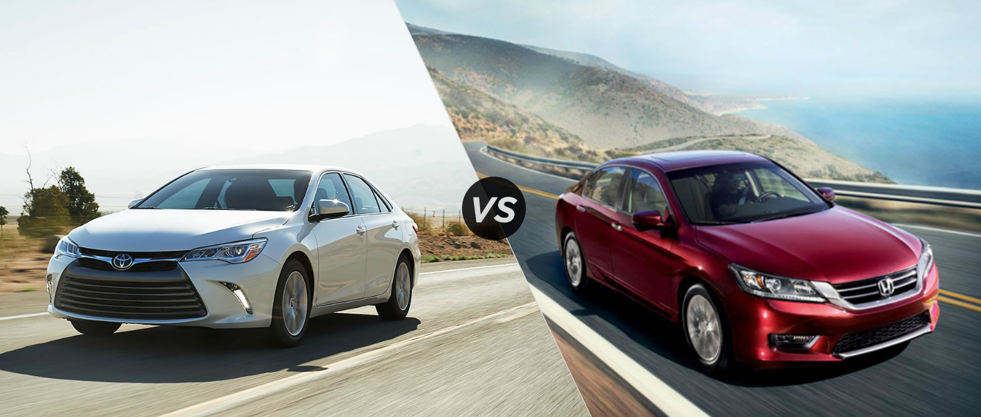 2015 toyota camry vs 2015 honda accord for Honda vs toyota reliability