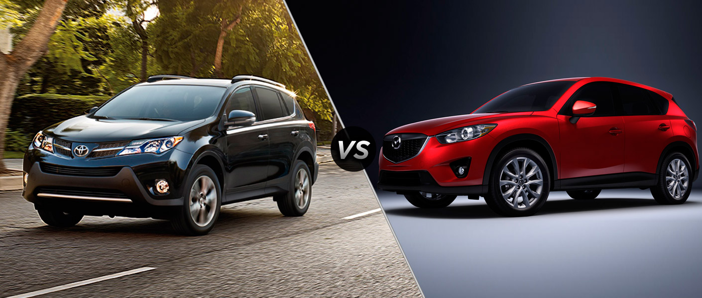 2015 mazda cx 5 vs 2015 toyota rav 4 autos post. Black Bedroom Furniture Sets. Home Design Ideas