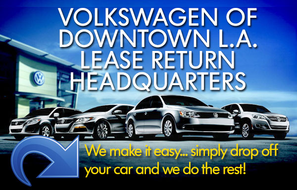 Los Angeles California Volkswagen Dealership Volkswagen