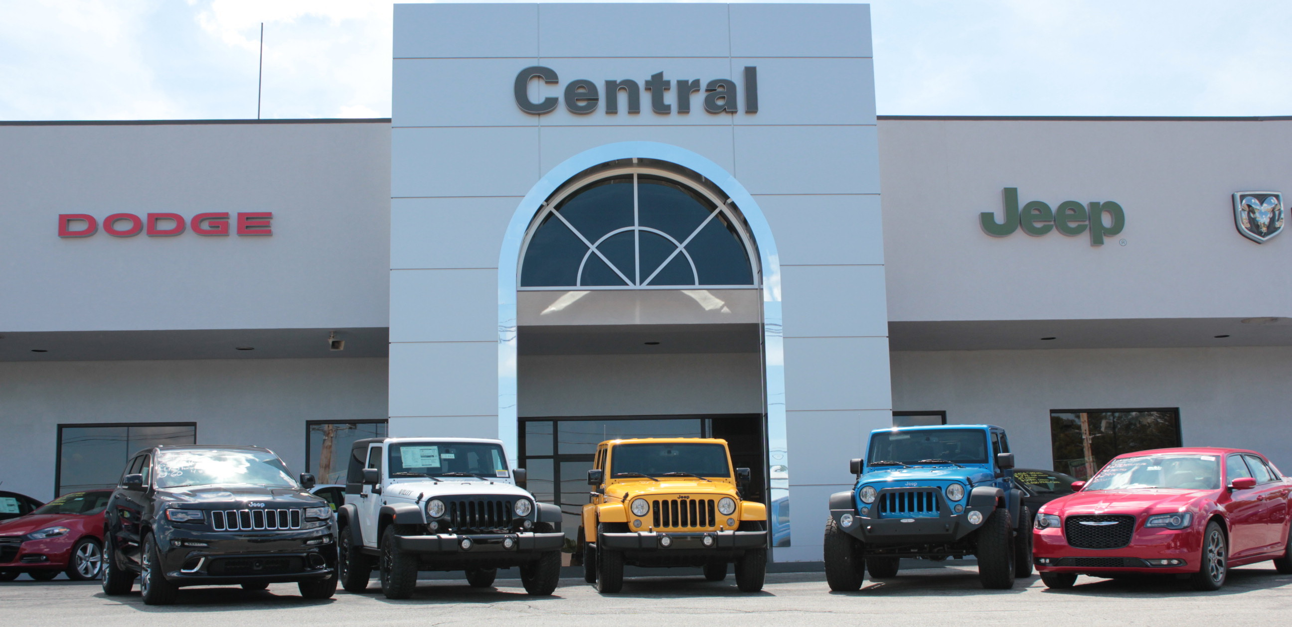 About Central Jeep Chrysler Dodge RAM of Raynham a ...