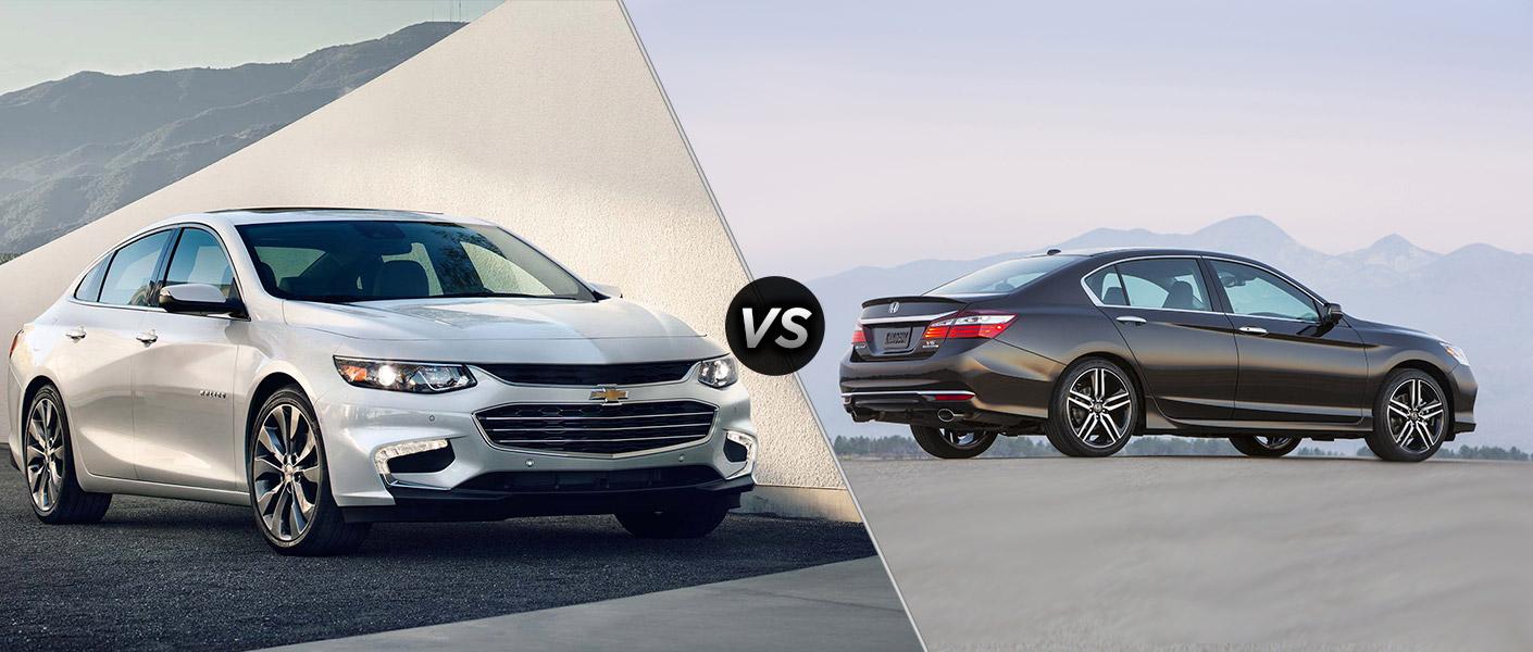 Honda accord or chevy malibu for Chevy malibu vs honda accord