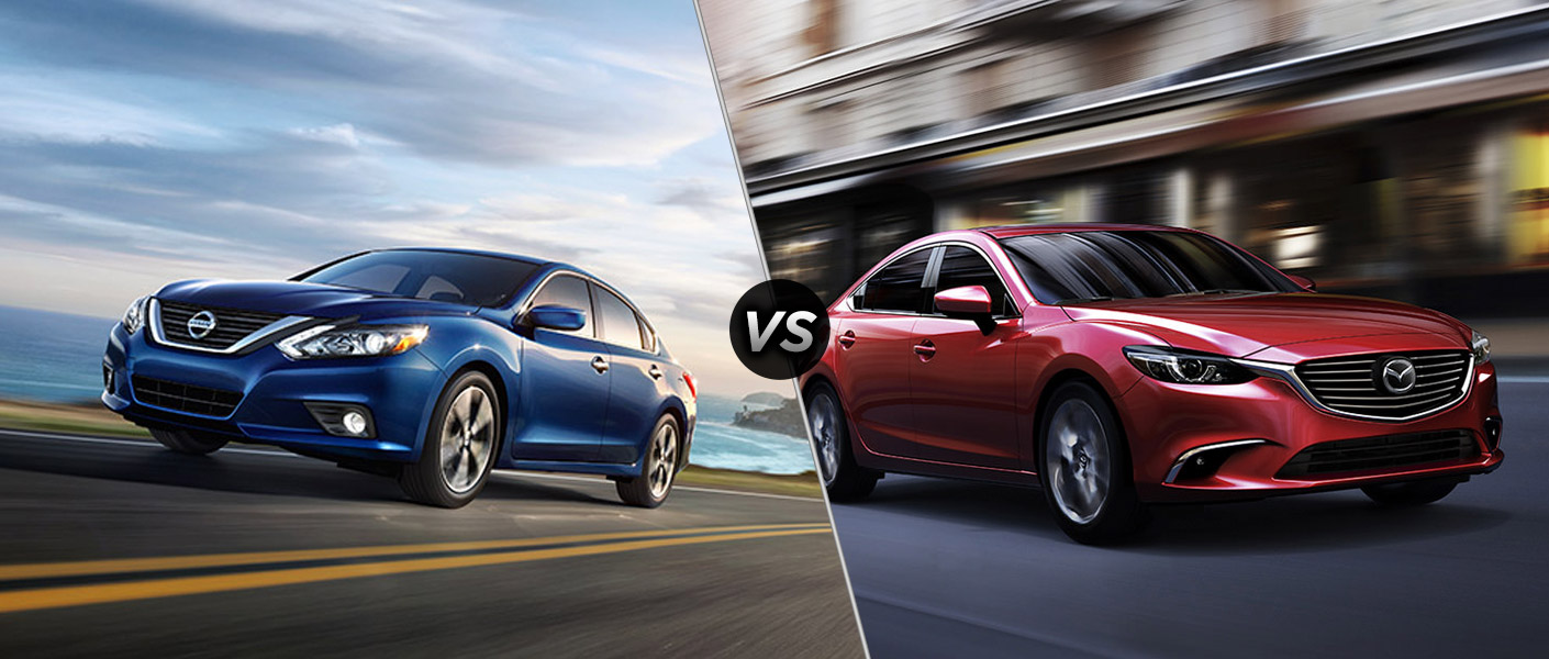 2013 Altima Vs 2014 Mazda 6 Html Autos Weblog