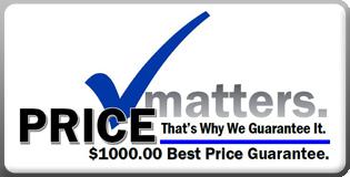Get the Best Price Always Guaranteed!