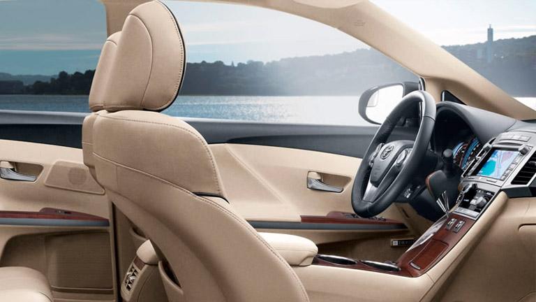 2015 Toyota Venza Interior Chicago