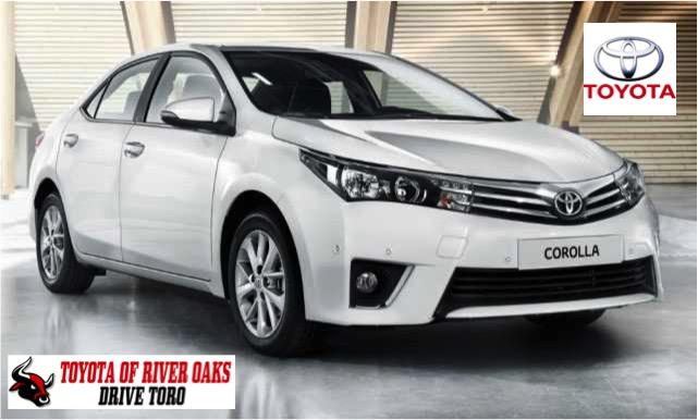 2016 Toyota Corolla Toyota of River Oaks