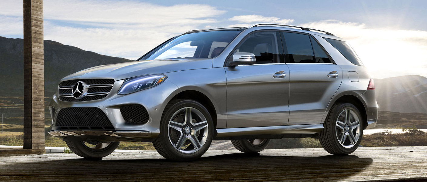 2016 mercedes benz gle suv doylestown pa for Mercedes benz suv models