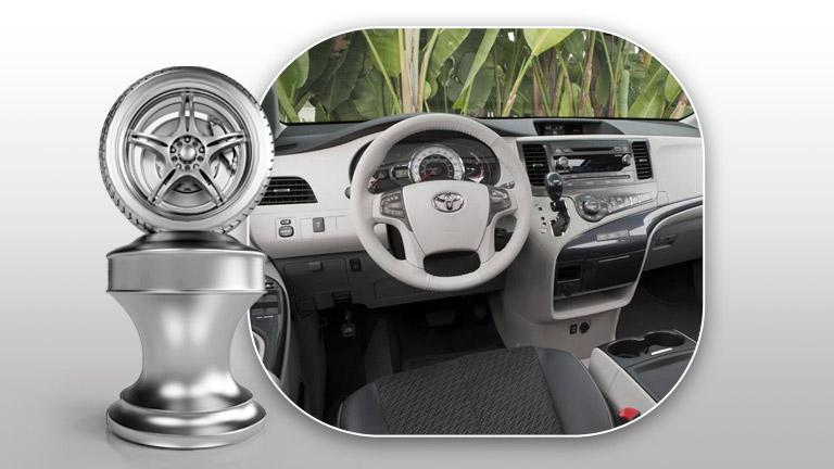 2014 Toyota Sienna vs 2014 Grand Caravan