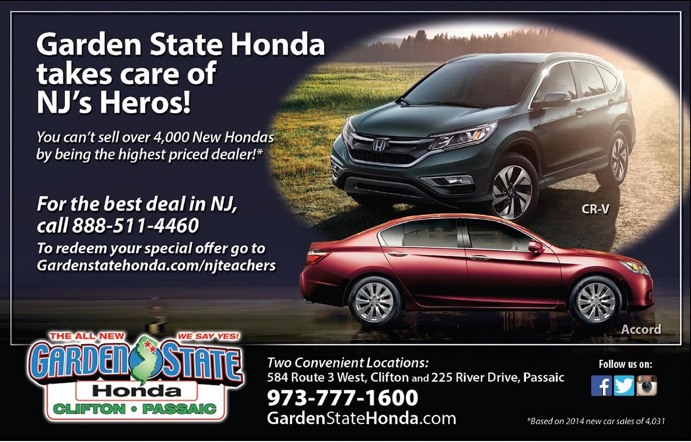 Lovely Garden State Honda Garden State Honda New Jersey Teachers