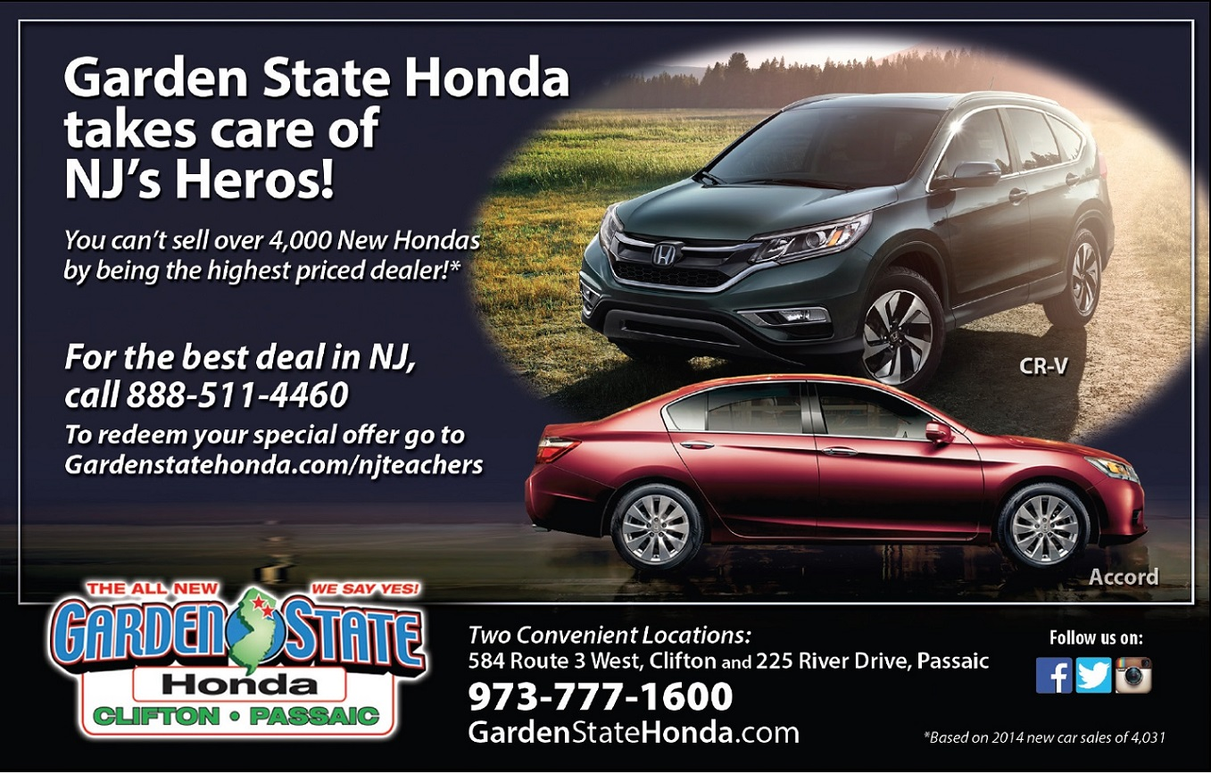 Garden State Honda Garden State Honda New Jersey Teachers Photo Gallery