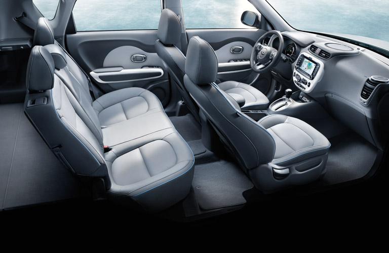 2016 Kia Soul Ev Vs 2016 Nissan Leaf