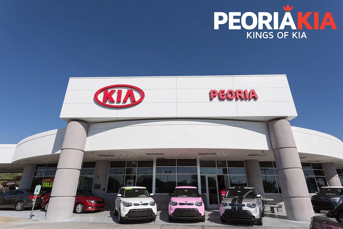 New Kia Peoria Az Az Kia Dealer Serving Sun City And